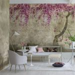 Designers Guild behang paneel