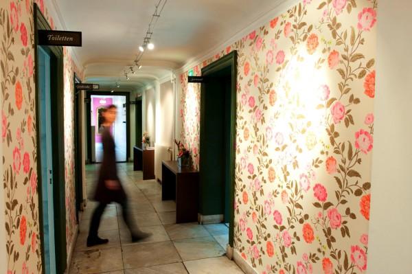 Bloembehang Designers Guild