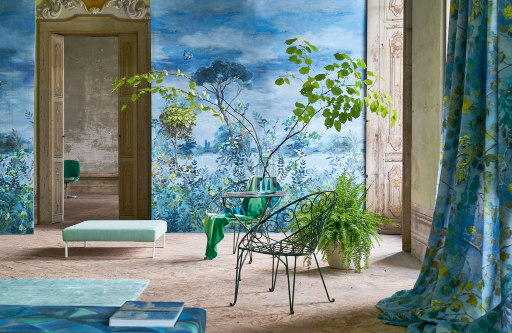 Behang Designers Guild