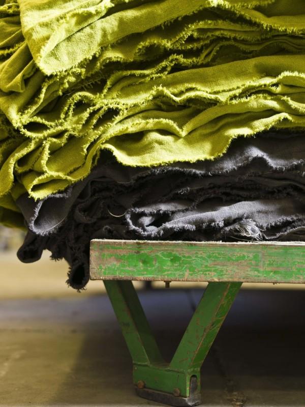 Natuurlijk linnen in heel veel kleuren