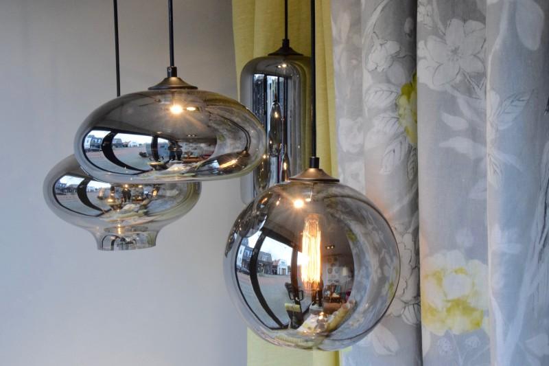 Glazen bollampen By Eve – nu ook in onze webwinkel