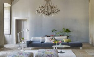 Designers Guild dip dye behang