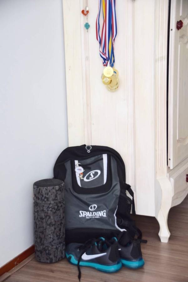 Sportieve student