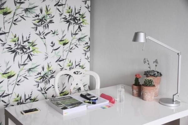 Behang Bamboo van Designers Guild
