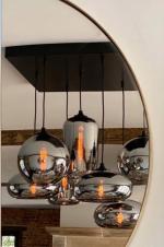 By Eve glazen lampen