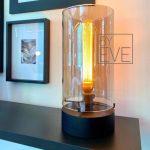 By Eve glazenlampen tafellamp