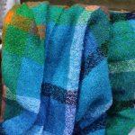 Designers Guild deken turquoise