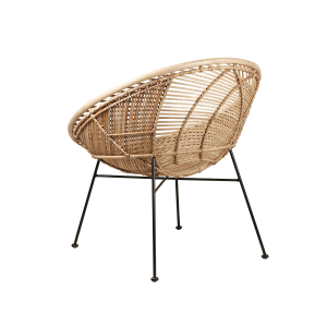 HK Living rotan stoel