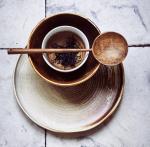 HKliving servies bakje bruin